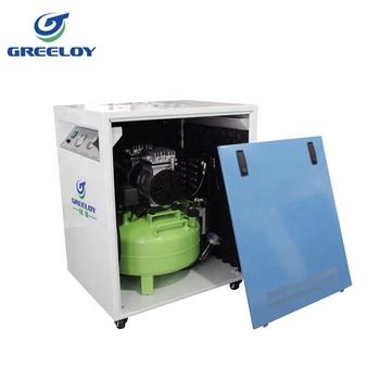 Hout Geluidsdichte Kast Voor Tandheelkundige Luchtcompressor Optionele Buy Geluiddichte Kast Voor Tandheelkundige Luchtcompressorhout Geluidsdichte