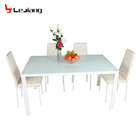 Free Sample Modern White Agate Stone Wood Carved Legs Sliding Black Walnut Italian Square Dining Table For 8