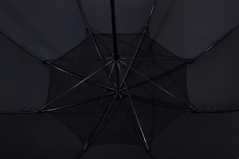 Топ большой зонтик для гольфа с двойным слоем с логотипом