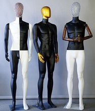 Europeo standardAbstract bianco/nero/rosso maschio <span class=keywords><strong>di</strong></span> tutto il corpo <span class=keywords><strong>di</strong></span> <span class=keywords><strong>plastica</strong></span> uomini mannequin