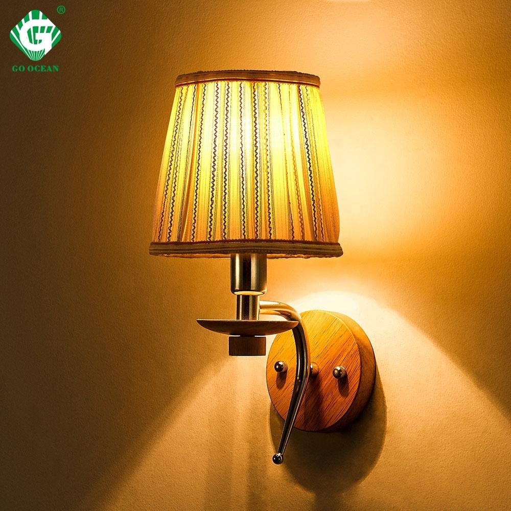 สูงมูลค่า Custom Glass led wall light สำหรับห้องนอนห้องนั่งเล่น