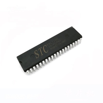 Taidacent STC89C52 STC MCU DIP40 Serial Port Programming stc Microcontroller Programmer STC89C52RC
