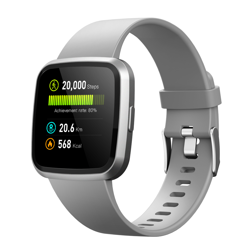 China Oem Ce Rohs IP67 Waterproof IPS Color touch display smart watch band with heart rate monitoring