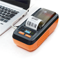 PUTY PT-66DC mini portable bluetooth mobile printer Jewelry price label bluetooth mini printer