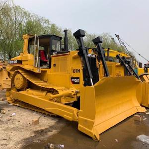 Excellent Quality Second-hand CAT d7H/d6r /D5 D4 D3 crawer bulldozer/cat  bulldozer d7r d6 D8 D9 original condition