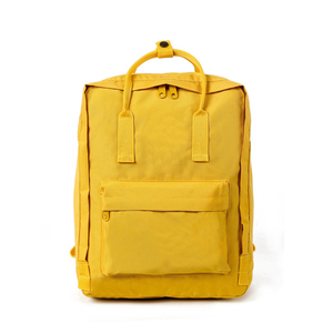 Wholesale custom basic waterproof teenage school backpack bags for girls boys