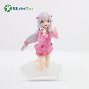China Supplier Factory Custom Japanese Sexy Doctor Model Toy Plastic Girl Action Figure