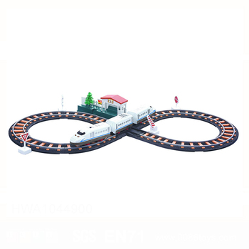 Slot Toys Vehicles Interesting slot cars electric train track toys battery operated toy train