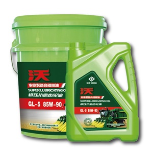 Excellent antiwear gear oils lubricants for agricultural GL-5