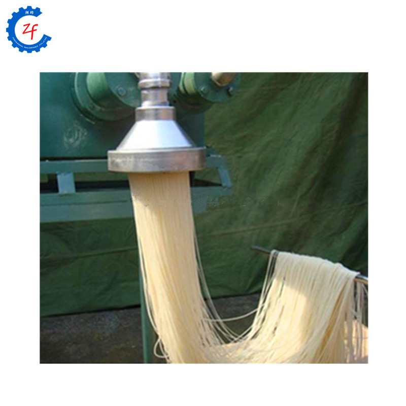 Automatic rice vermicelli corn cereal noodle making machine 150kg/h