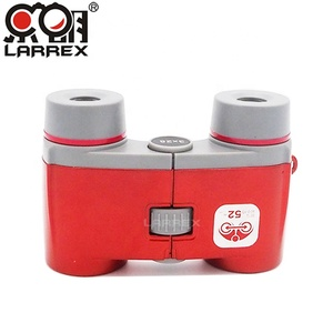 Hot New Products Larrex 3X28 Portable Cute Binoculars for Kids