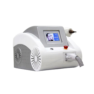 Portable 1064 & 532 nm nd yag laser tattoo removal machine factory price laser tattoo removal machine