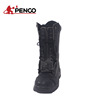 fire retardant leather fabric rescue boots