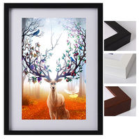 Extruded Poster Frame Wood Picture Frames Wholesale 24x36