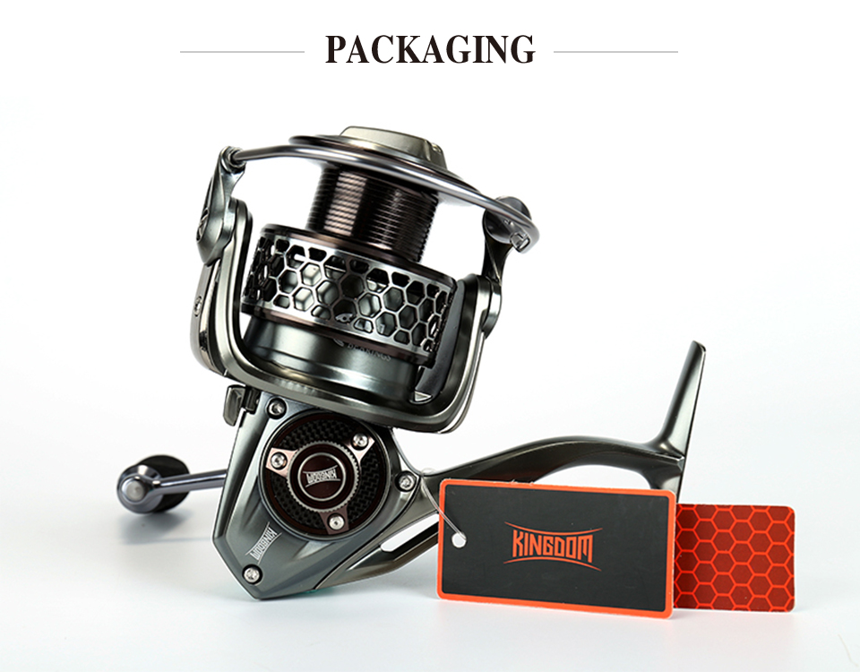 11+1BB Model FL1500, FL2000, FL3000 Lure Fishing Spinning Reel Metal Fishing Reel