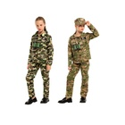 2019 New Army Soldiers Carnival Halloween Kids Party Camo Career Costume For Kids
