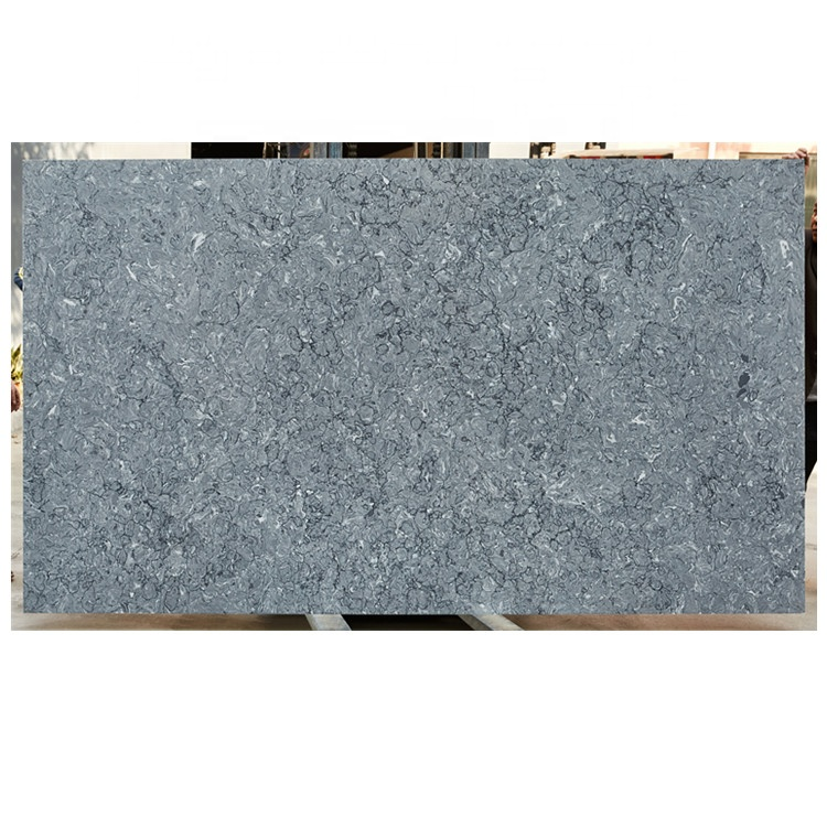 Man Made 3cm Quartz Stone Slabs For