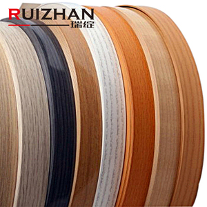 RuiZhan Table Plastic Pvc Banding Edging Trim for Furniture