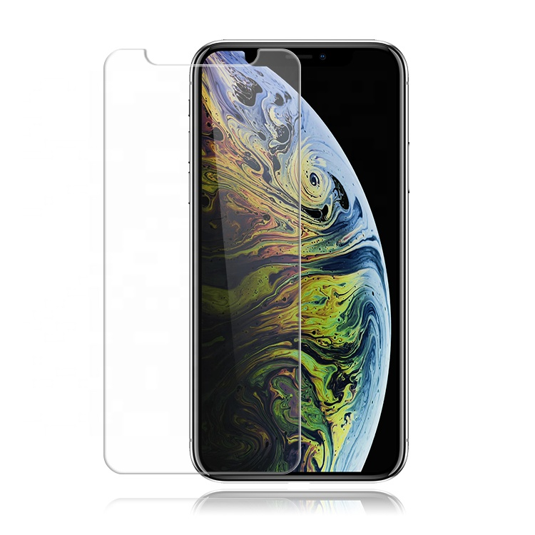 Hoge Transparante 0.3mm 2.5D Gehard Glas Screen Protector Voor iPhone X/Xs 11 11 pro 11 pro max
