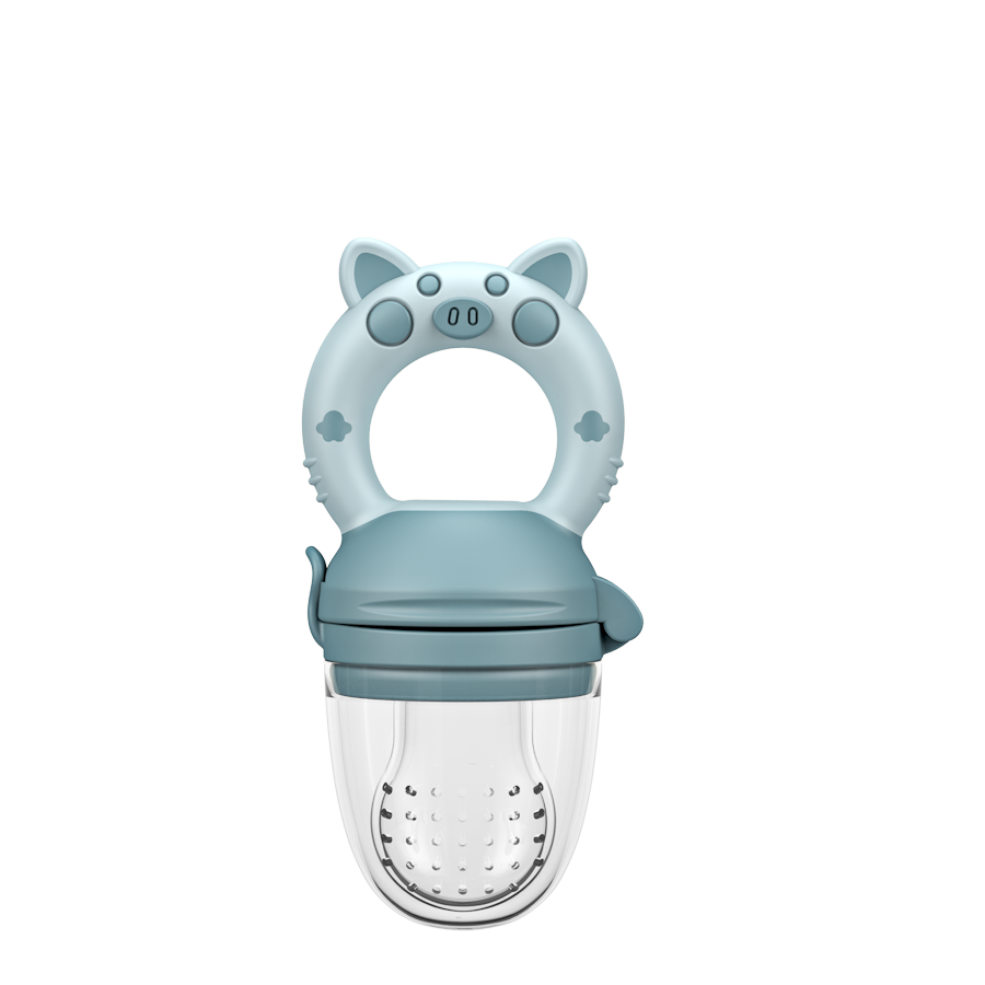 Baby Fresh Food Feeder Pacifier Feeder Pacifier Infant Fruit Teething Toy Silicone Pouches for Toddlers Kids