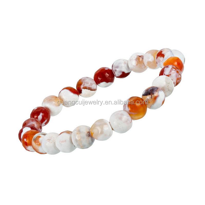 Jewelry & Watches Logical Turkish Agate Gemstone Ethnic Style Handmade Jewelry Cuff Bracelet Adjustable Fashion Jewelry