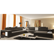 Factory prijs real lederen sofa modern design <span class=keywords><strong>woonkamer</strong></span>