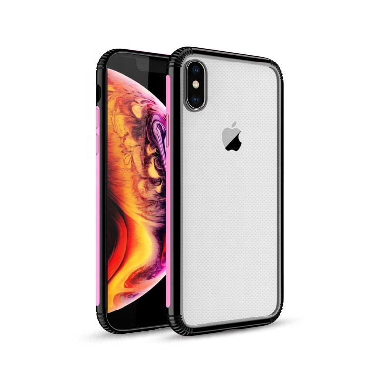 Hot Koop Voor Apple Case Cover Antislip Bumper Tpu Mobiele Telefoon Case Voor Iphone x Xs Case