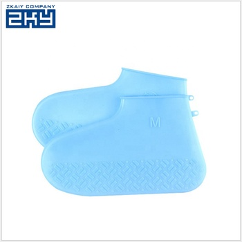 small size silicone waterproof shoe cover silicone shoe cover for kids