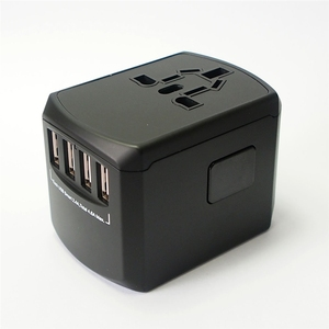 Upgrade Innovative waterproof electrical power usb port travel adapter charger with CE certificate