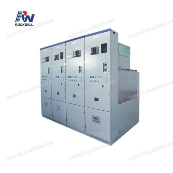Gas Insulated Switchgear 2500A from 11kV up to 36kV