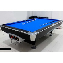 Massivholz 8ft 9ft Billard Pool Tische