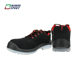 Men steel toe sport shoes for safety