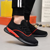 Mens shoes brands wholesale breathable jump sport shoes sneakers 2019