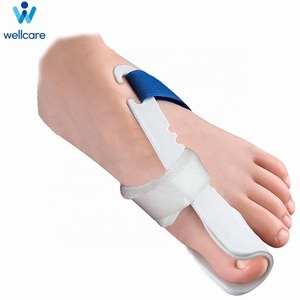 WellCare post-op medical rehabilitation equipment silicone foot care 64002 BUNION NIGHT SPLINT