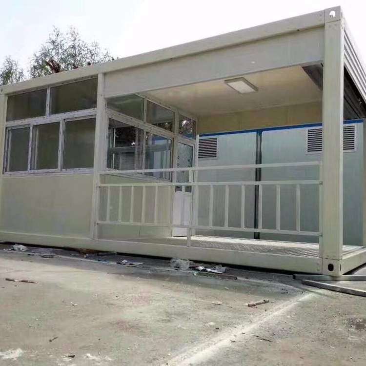 Environmentally friendly and comfortable prefab house prefabricated