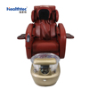 commercial equipment salon nail pedicure foot spa red massage chair
