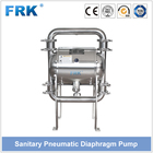Single Pneumatic Diaphragm Pump Way Small Stainless Steel Silent Diaphragm Pump