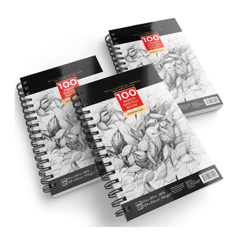Custom Excellent Quality Drawing 2019 Sketch Book With Factory Best Price