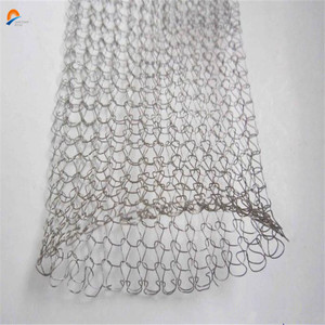 304 Stainless Steel Mesh For Home Brew Distillation Pest Control 4 Wire Copper packing