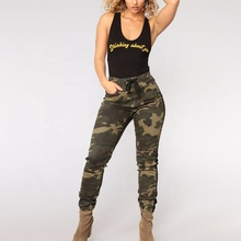 <span class=keywords><strong>Vrouwen</strong></span> camouflage rits losse <span class=keywords><strong>overalls</strong></span> <span class=keywords><strong>vrouwen</strong></span> casual jogger cargo broek