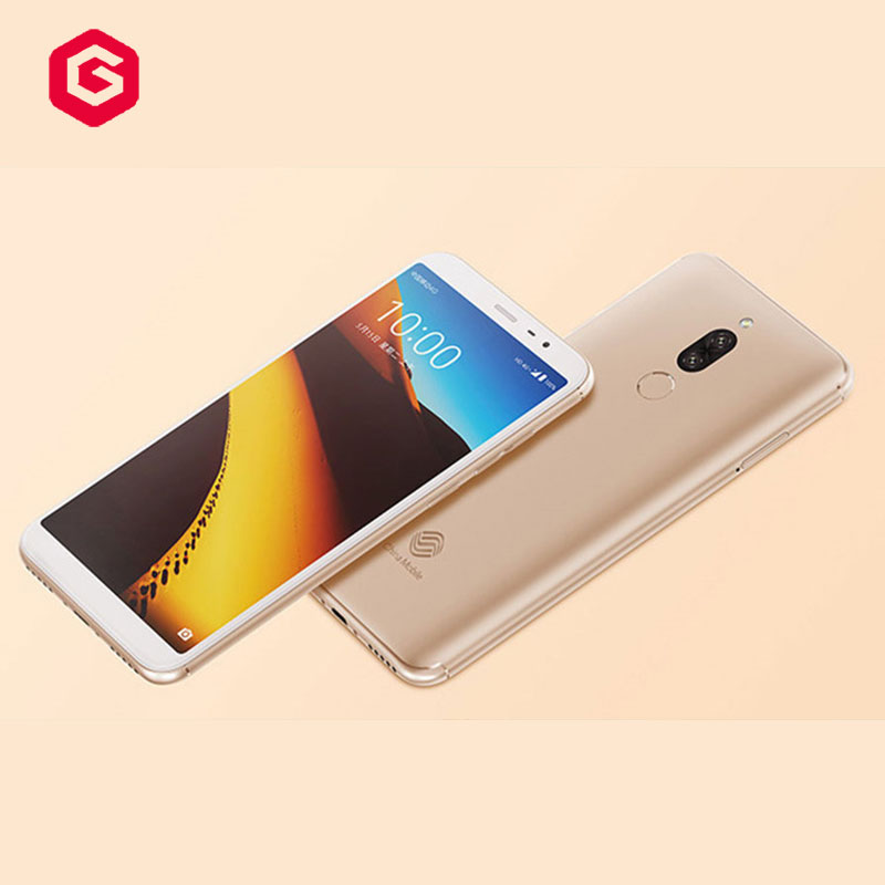 "4G LTE android smartphone MTK6750 Octa Core 5,7 ""handy RAM 2 GB ROM 16 GB China mobile telefon A4S"