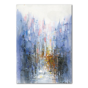 A Celebration of Contemporary Art paintings art on canvas modern abstract display canvas wall decor