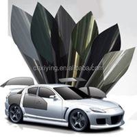 Explosion-Proof Function and Self-Adhesive Feature for car window with IR & UV rejection film