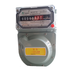 Stable Quality Electronic Digital Ultrasonic Gas Meter