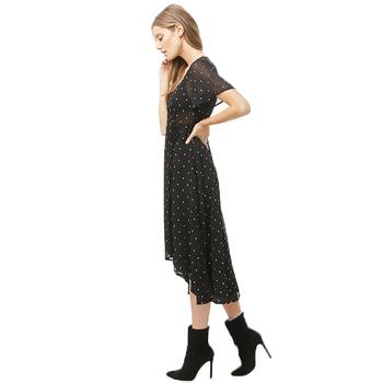 Wholesale Factory Price 2019 Ladies Wear Womens Plaid Midi
