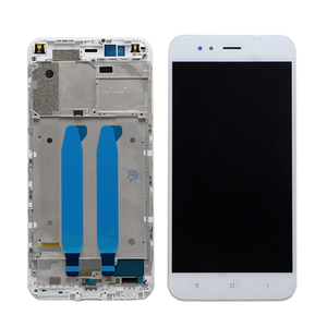 For Xiaomi Mi A1 LCD Display Touch Screen with Frame replacement 10 Touch Screen for Xiaomi Mi 5X LCD Digitizer Assembly
