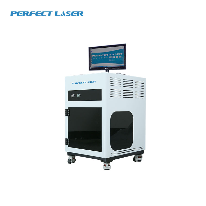 Model 3d laser crytal sub-oppervlak carving machine digitale video camera/3d crystal cube mini laser graveermachine