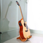 Folding professional Guitar Stand Wood Guitar Stand