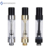 Most Popular Hi-Tech ceramic CBD cartridge Black color CBD pen vaporizer