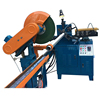 0.35mm steel pipe making post tensioning duct machine for corrugated duct